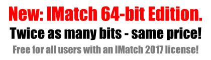 IMatch 64-bit Banner