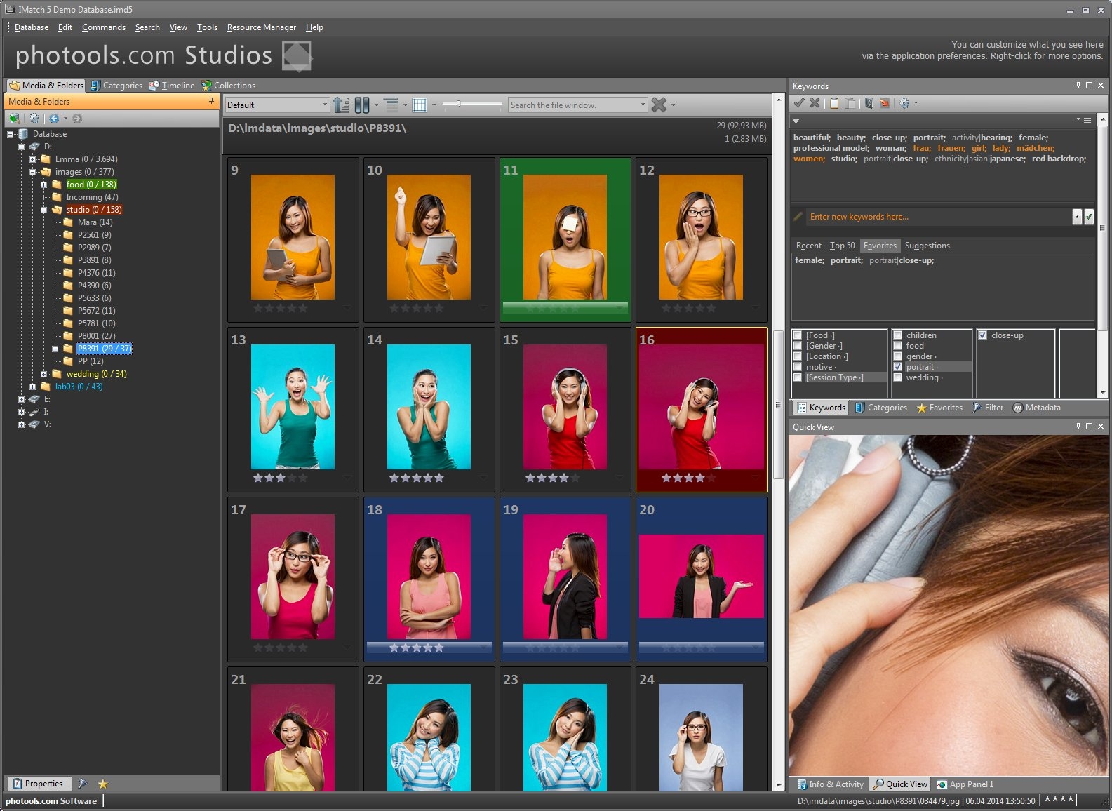 office organizer software. imatch organize your digital images and other media files easily office organizer software
