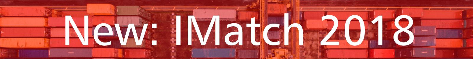 IMatch 2018 Teaser Banner